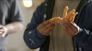 Popeyes Rip'n Chicken TV Spot, 'Home Construction' - Thumbnail 4