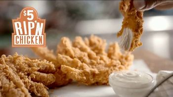 Popeyes Rip'n Chicken TV Spot, 'Home Construction' - Thumbnail 9
