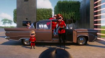 Chrysler Memorial Day Sales Event TV Spot, 'Incredibles 2: 2018 Pacifica' [T2] - Thumbnail 2