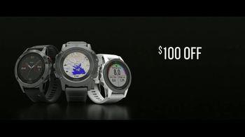 Garmin fenix 5 Series TV Spot, 'Saturday: $100 Off' - Thumbnail 7