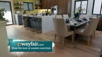 Wayfair TV Spot, 'HGTV: Brother vs. Brother: Classic Touch' - Thumbnail 9
