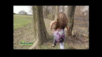 National Wildlife Federation TV Spot, 'Be Out There Says Go Out and Play!' - Thumbnail 4