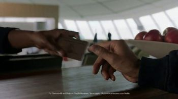 American Express TV Spot, 'The Line Between Work and Life' - Thumbnail 4