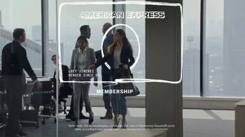 American Express TV Spot, 'The Line Between Work and Life' - Thumbnail 6