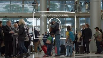 American Express TV Spot, 'The Line Between Work and Life' - Thumbnail 9