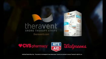 Theravent Advanced Nightly Snore Therapy TV Spot, 'Quiet Nights' - Thumbnail 8