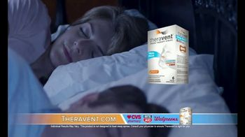 Theravent Advanced Nightly Snore Therapy TV Spot, 'Quiet Nights' - Thumbnail 7