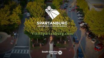 Spartanburg Convention & Visitors Bureau TV Spot, 'We Know' - Thumbnail 10