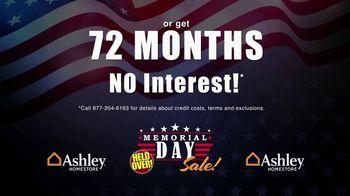 Ashley HomeStore Memorial Day Sale TV Spot, 'Direct Deals' - Thumbnail 3