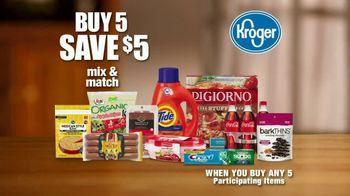 The Kroger Company Buy 5, Save $5 Event TV Spot, 'Mix & Match Favorites' - Thumbnail 10