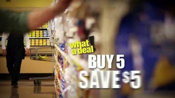 The Kroger Company Buy 5, Save $5 Event TV Spot, 'Mix & Match Favorites' - Thumbnail 9
