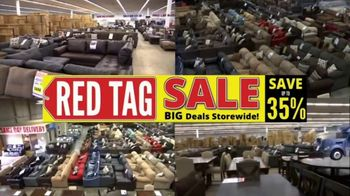 American Freight Red Tag Sale TV Spot, 'Take It Home Today'