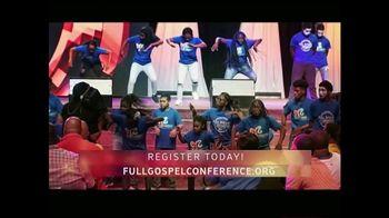 Full Gospel Baptist Church TV Spot, '2018 Live Full Conference' - Thumbnail 7