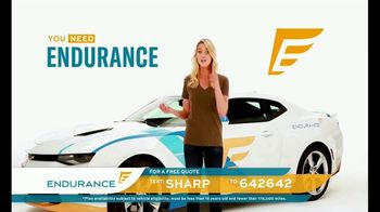 Endurance Direct TV Spot, 'Total Protection' Featuring Katie Osborne - Thumbnail 3