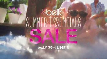 Belk Summer Essentials Sale TV Spot, 'Earn Belk Bucks' - Thumbnail 1