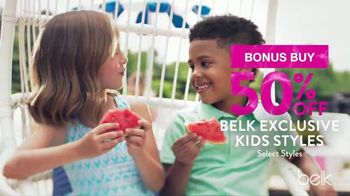 Belk Summer Essentials Sale TV Spot, 'Earn Belk Bucks' - Thumbnail 6