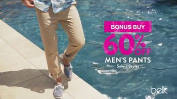 Belk Summer Essentials Sale TV Spot, 'Earn Belk Bucks' - Thumbnail 7