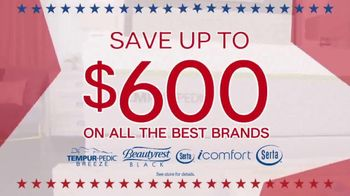 Ashley HomeStore Memorial Day Event TV Spot, 'Mattresses and Gift Cards' - Thumbnail 4