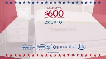 Ashley HomeStore Memorial Day Event TV Spot, 'Mattresses and Gift Cards' - Thumbnail 5