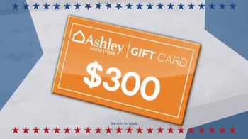 Ashley HomeStore Memorial Day Event TV Spot, 'Mattresses and Gift Cards' - Thumbnail 7
