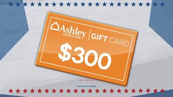 Ashley HomeStore Memorial Day Event TV Spot, 'Mattresses and Gift Cards' - Thumbnail 8