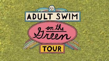 2018 Adult Swim On the Green Tour TV Spot, 'GEICO: Come on Down'
