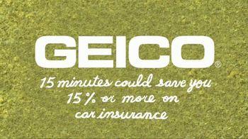 2018 Adult Swim On the Green Tour TV Spot, 'GEICO: Come on Down' - Thumbnail 8