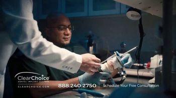 ClearChoice Dental Implants TV Spot, 'Ron and Jenny's Story' - Thumbnail 7