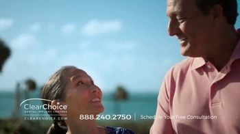 ClearChoice Dental Implants TV Spot, 'Ron and Jenny's Story' - Thumbnail 8