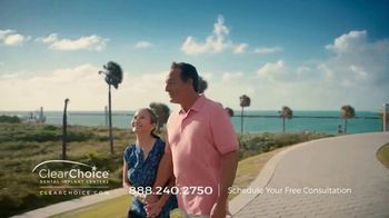 ClearChoice Dental Implants TV Spot, 'Ron and Jenny's Story' - Thumbnail 9