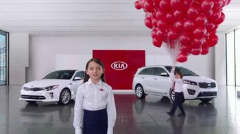 Kia America's Best Value Summer Event TV Spot, 'Balloons: Brother & Sister' [T1] - 5 commercial airings