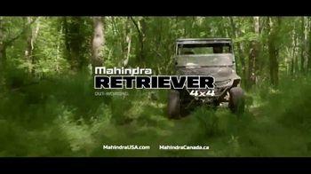 Mahindra Retriever TV Spot, 'Honorable Life' - Thumbnail 10