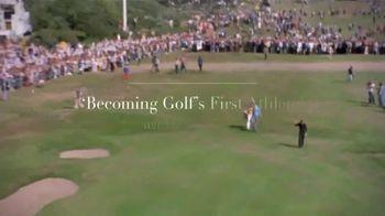 Rolex TV Spot Featuring Gary Player, 'Becoming Golf's First Athlete'