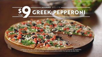Papa Murphy's Greek Pepperoni Pizza TV Spot, 'Feel Good' - Thumbnail 9