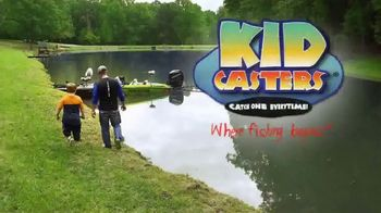 Kid Casters TV Spot, 'Inside the Pole' Featuring David Dudley - Thumbnail 8