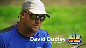 Kid Casters TV Spot, 'Inside the Pole' Featuring David Dudley - Thumbnail 2