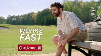 Cortizone 10 TV Spot, 'Golfing'