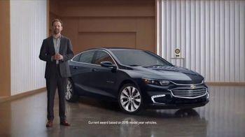 Chevrolet TV Spot, 'Third Time's a Charm'