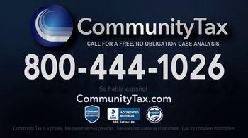 Community Tax TV Spot, 'In a Very Dark Place' - Thumbnail 8