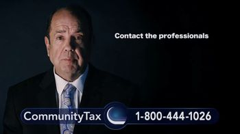 Community Tax TV Spot, 'In a Very Dark Place' - Thumbnail 4
