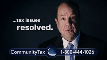 Community Tax TV Spot, 'In a Very Dark Place' - Thumbnail 6