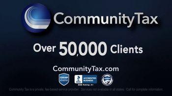 Community Tax TV Spot, 'In a Very Dark Place' - Thumbnail 7