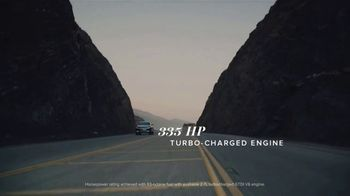 Lincoln Spring Sales Event TV Spot, 'Quiet Tranquility' [T2] - 1508 commercial airings