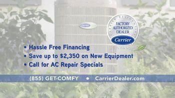 Carrier Corporation TV Spot, 'Get Comfy' - Thumbnail 6