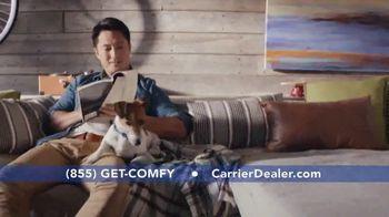 Carrier Corporation TV Spot, 'Get Comfy' - Thumbnail 3