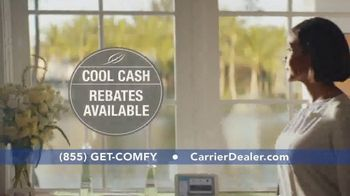Carrier Corporation TV Spot, 'Get Comfy' - Thumbnail 5