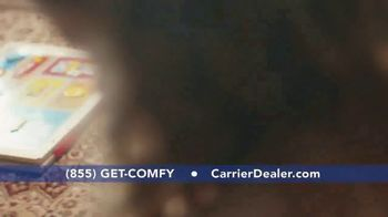 Carrier Corporation TV Spot, 'Get Comfy'