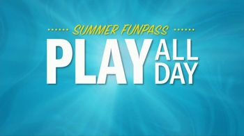 Main Event Entertainment Summer FunPass TV Spot, 'Play All Day' - Thumbnail 9