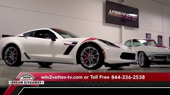 2018 Corvette Dream Giveaway TV Spot, 'Win Two Corvettes' - Thumbnail 2