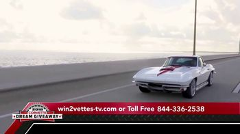 2018 Corvette Dream Giveaway TV Spot, 'Win Two Corvettes' - Thumbnail 3